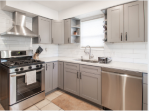 modern kitchen renovations Canberra