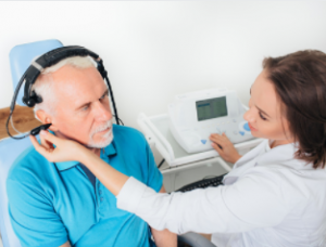 hearing test in Adelaide